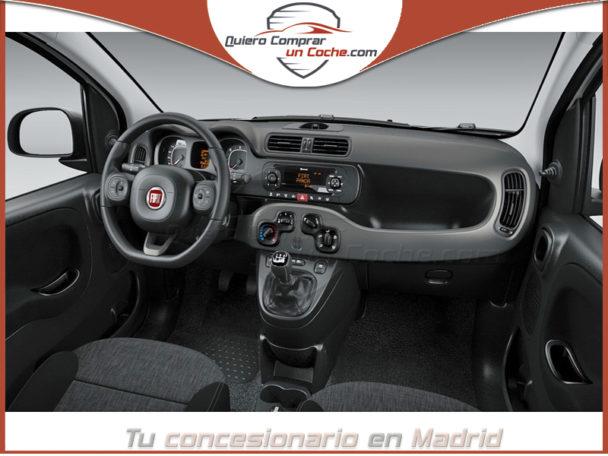 FIAT PANDA LOUNGE GRIS COLOSSEO GLP
