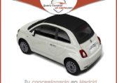 FIAT 500C LOUNGE HIBRIDO BLANCO GELATO CAPOTA NEGRA