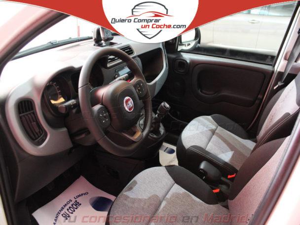 FIAT PANDA S3 LOUNGE BLANCO GELATO