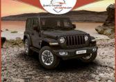 JEEP WRANGLER SAHARA GRIS STING