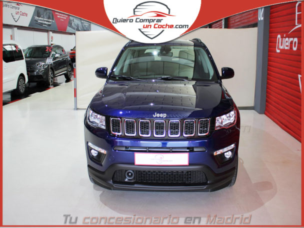 JEEP COMPASS LONGITUDE AZUL JET SET MT