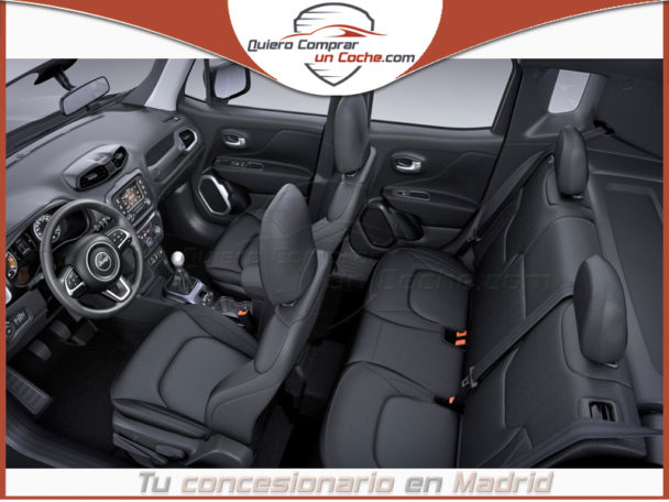 JEEP RENEGADE SPORT GRIS STING