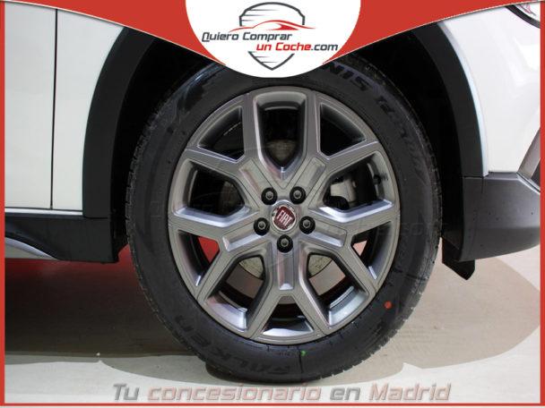 FIAT TIPO MY21 CITY CROSS BLANCO GELATO