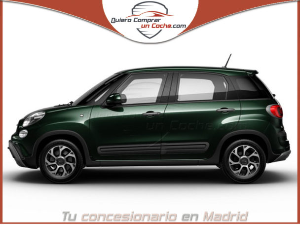FIAT 500L MY21 CROSS VERDE TOSCANA
