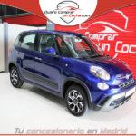 FIAT 500L CITY CROSS AZUL VENEZIA