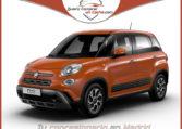 FIAT 500L CULT NARANJA SICILIA