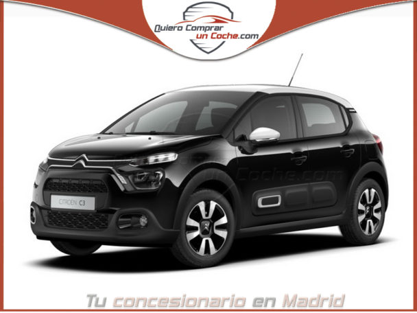 CITROEN C3 FEEL PACK NEGRO PERLA MANUAL