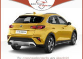KIA XCEED DRIVE QUANTUM YELLOW