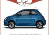 FIAT 500 MY21 SPORT HÍBRIDO AZUL ITALIA