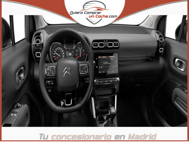 CITROEN C3 AIRCROSS FEEL MANUAL NEGRO PERLA NERA