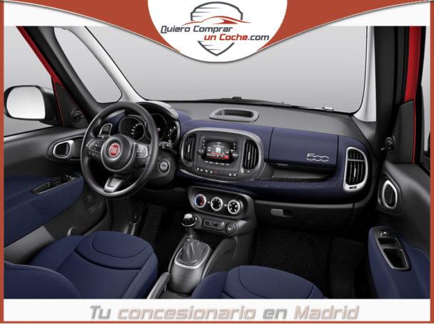 FIAT 500L MY21 CULT ROJO PASSIONE