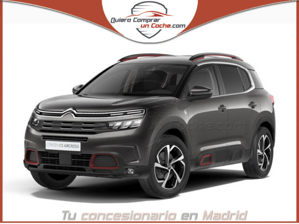 CITROEN C5 AIRCROSS C-SERIES MANUAL GRIS PLATINO