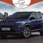 JEEP COMPASS MY21 LONGITUDE AZUL JET SET MAN