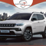 JEEP COMPASS MY21 LIMITED BLANCO ALPINE AT