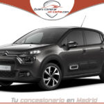 CITROEN C3 SHINE GRIS PLATINO TECHO NEGRO MANUAL