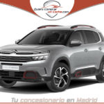 CITROEN C5 AIRCROSS C-SERIES GRIS ACIER MANUAL