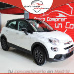 FIAT 500X S4 URBAN LOOK LOUNGE BICOLOR BLANCO TECHO NEGRO