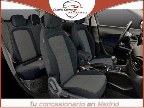 FIAT TIPO MY21 HATCHBACK LIFE BLANCO GELATO PANTALLA 10