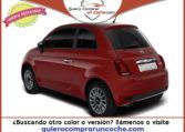 FIAT 500 MY21 CULT ROJO PASSIONE VOLANTE MARFIL PACK CULT PLUS