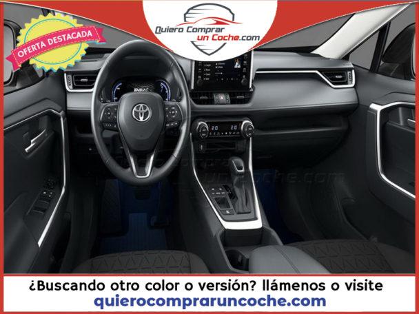 Toyota Rav4 2019 Advance Negro