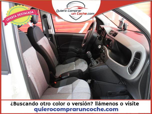 FIAT PANDA LOUNGE BLANCO GELATO