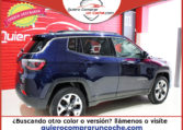 JEEP COMPASS LIMITED AZUL JAZZ AUTO 4X4