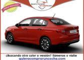 FIAT TIPO SEDAN MY21 CITY LIFE ROJO PASSIONE