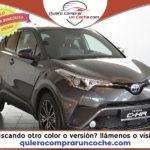 Toyota C-HR Advance Gris Grafito EI